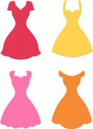 Wedding Dress clipart glamour 9