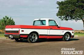 100 1967 To 1972 Chevy Trucks C10 On Second Thought Hot Rod Network