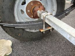 Snapped A Leaf Spring On Venture Trailer - The Hull Truth - Boating ...
