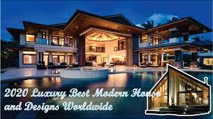 104 Modern Dream House 2020 Mansion And Luxury Best Designs Worldwide Youtube