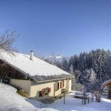 locations de vacances combloux avec chalet maison savoie mont