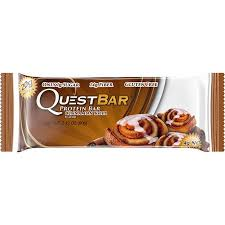 Quest BarCinnamon Roll