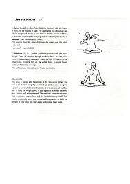 Surya Kriya Instruction