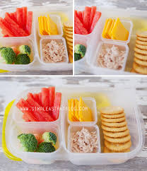 A Weeks Worth Of Simple Healthy School Lunch Ideas That Go Beyond The Typical PBJ