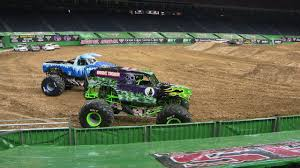 100 Monster Trucks Atlanta Jam Roars Its Way Through Houston