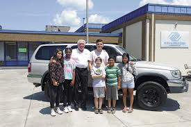 Leroy Royston Leads 'Cars For Kids' Effort   Local News ... Houston Highway Builders Have A Lot Riding On I45 Widening Project Advancing The Role Of Women In Industry Uncategorized Archives Smart Phone Trucker Olive Harvey College Truck Driving School Regional Optimist August 4 Capcog In News Oakley Transport Nc Road Closures Highway And Across North Carolina Leroy Royston Leads Cars For Kids Effort Local Good Humor Wikipedia The Official Magazine Trucking Association Celebrating Our Past Defing Future