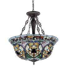 Tiffany Style Lamps Canada by Chloe Lighting Ch33391vg22 Uh3 Tiffany Style Victorian 3 Light