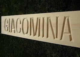 Wood Wood Carving Letters PDF Plans
