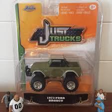 1円スタート!! Jada Toys 1/64 1973 FORD BRONCO フォード ブロンコ ...