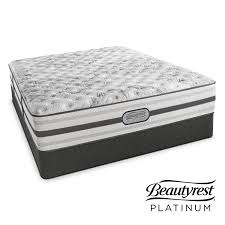 Helena Extra Firm Queen Mattress and Low Profile Foundation Set