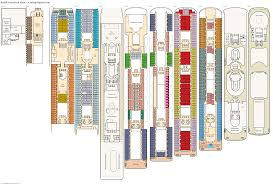 Celebrity Equinox Deck Plan 6 by Pacific Pearl Deck Plans Diagrams Pictures Video