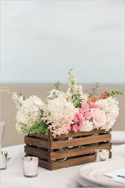 Flower Box From Crate