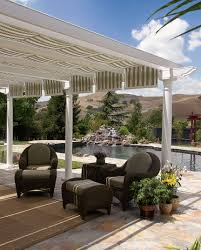 Vinyl Patio Curtains Outdoor by 20 Stylish Outdoor Canopies For The Home