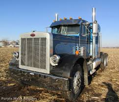 1985 Peterbilt Semi Truck | Item DF9483 | SOLD! March 15 Tru... Peterbilt Semi Trucks Vehicles Color Candy Wheels 18 Chrome Grill Truck Trend Legends Photo Image Gallery 379 Wikipedia 391979 At Work Ron Adams 9783881521 2007 Sleeper For Sale 600 Miles Ucon Id Peterbiltsemitruck Pinterest Trucks And Stock Photos Lowered Youtube Heavy Duty Repair Body Shop Tlg Becomes Latest Truck Maker To Work On Allectric Class 8 1992 377 Semi Item F1427 Sold June 30 C