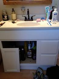 Houzz Bathroom Vanity Knobs by Cheap Bathroom Vanity Makeover Flavorful Experiences