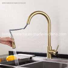 Kitchen Faucet Water China Manufacturer Industrial Sink Pull Out Pre Rinse