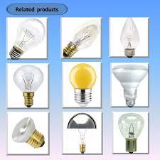 half mirror a19 a60 e26 e27base light bulb top quality competitive