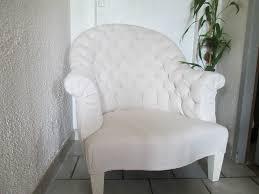 siege capitonné fauteuil crapaud capitonné l atelier rayure