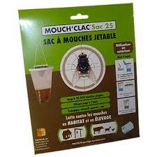 piege a mouche exterieur sac à mouches jetable mouch clac 25 attractif anti mouches