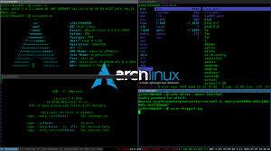Tiling Window Manager Gnome by Root E13olf Arch Linux I3 Window Manager