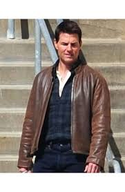 jack reacher leather jacket mens u2013 movies jacket