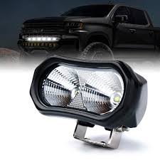 100 Truck U Tv Xprite 10W CREE LED Flood Light For Offroad Vehicles Pickup TV ATV Motorcycle 1 PC