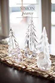Simon Pearce Christmas Trees by Dundee Gardens