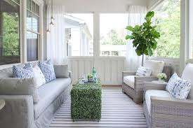 Sunroom Furniture Layout Ideas And Intended For Sunrooms Decorations 17