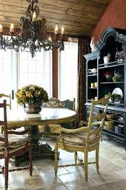 Country French Dining Table Style Room Set Chairs Farmhouse Kitchen