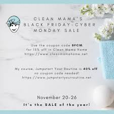 The Clean Mama BFCM Sale Starts NOW! – Clean Mama Sweet Home Bingo Coupon Code Crypton At Promo Cheap Airbnb India Find 25 Off At Codes Black Friday Coupons 2019 The Clean Mama Bfcm Sale Starts Now Smart Home Coupon La Cantera Black Friday Whosalers Usa Inc Code Piper Classics Freegift For Christmas Box Cards Svg Kit Bloomingdales Friends Family 20 Discount Lifestyle Summer Collection Deals Appleseeds Free Shipping Ncora Promo