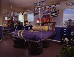bedroom modern ideas in decorating teenage bedroom with car theme