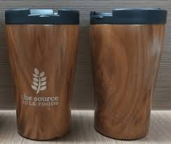 The Source Reusable Coffee Cup 350ml