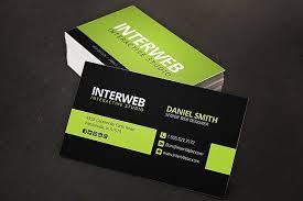 Web Designer Business Card Business Card Templates Creative Market