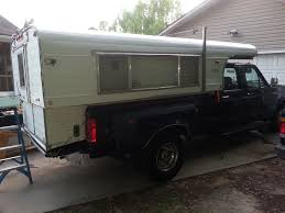 100 Alaskan Truck Camper A New Guy With A 10 Cab Over Discussions Wander