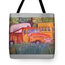 100 1954 Gmc Truck For Sale Wrecker Tote Bag For By Belinda Lawson