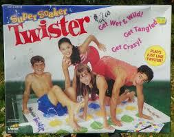 Super Soaker Twister Game Box