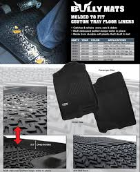 100 Custom Truck Floor Mats Molded Liners By Bully
