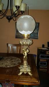 Underwriters Laboratories Lamp Brass by Lamp Artifact Collectors
