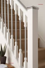 Http://www.tradestairs.com/acatalog/axxys-solo-white-chrome-stair ... Start Glass Railing Systems Installation Repair Replacement Stairs Fusion Banisters Best Banister Ideas On Beautiful Kentgate Place Cumbria Richard Burbidge Fusion Commercial 25 Wood Handrail Ideas On Pinterest Timber Stair Staircase Non Slip Treads Tasmian Oak Stair Railings Rustic Lighting We Also Have Wall Brackets Available In A Chrome Panels Rail Kits Are Traditionally Styled And Designed To Match