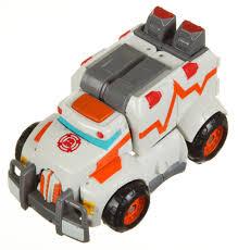 Transformable Rescue Bots Medix The Doc-Bot (Transformers, Rescue ...