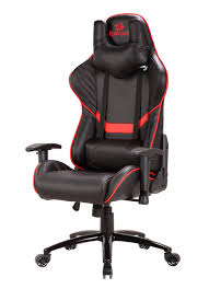 REDRAGON - COEUS GAMING CHAIR BLACK AND RED