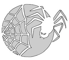 Spiderman Pumpkin Stencil Printable by 6 Best Images Of Printable Pumpkin Carving Patterns Spider