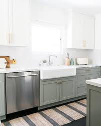 Alternatives To White 3 Fun Kitchen Cabinet Colors We re Loving