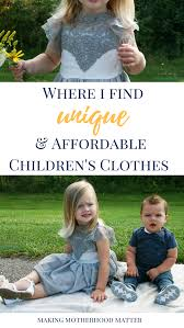 unique and affordable children u0027s clothes little trendsetter review
