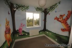 princess bedrooms fairytale mural pink bedrooms