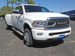 100 Stephenville Truck And Trailer New 2017 Ram 3500 For Sale TX