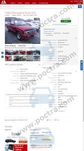 1GCCS1445T8114673 - 1996 Chevrolet S Truck S10 Price - Poctra.com