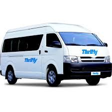 100 Thrifty Truck Rentals 12 Seater Toyota Commuter Yelp