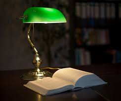 Green Bankers Lamp History by Ideas For Bankers Lamp Design 14631