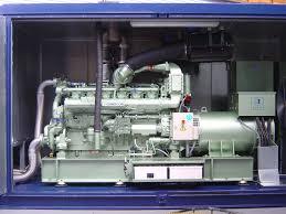 diesel engine multi cylinder turbocharged for generator sets